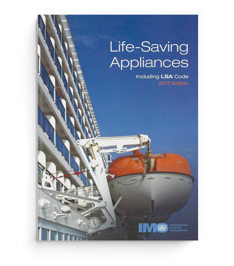 IMO Life Saving Appliances incl. LSA Code (IE982E) 2017