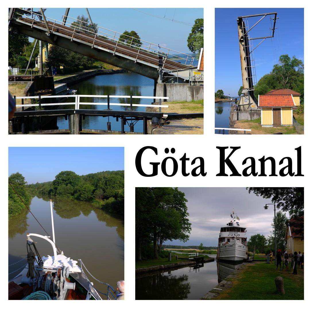 Göta Kanal - Unterwegs auf Schwedens längster Abkürzung