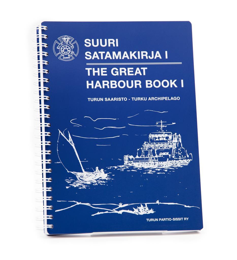 Suuri Satamakirja I - Turku Archipelago