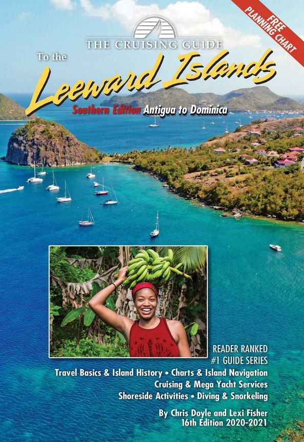 Cruising Guide to the Southern Leeward Islands