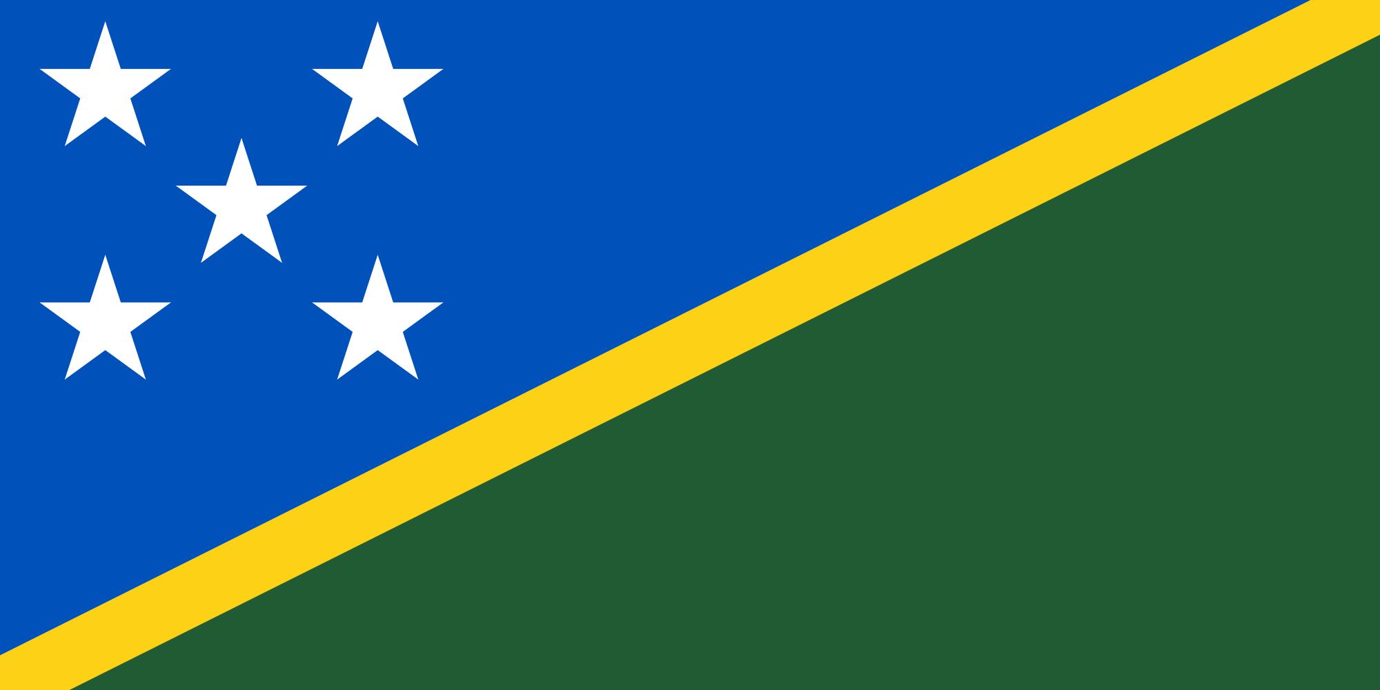 Flagge Salomon