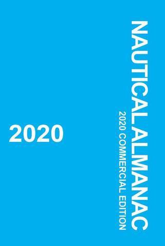 Nautical Almanac 2020 Commercial Edition