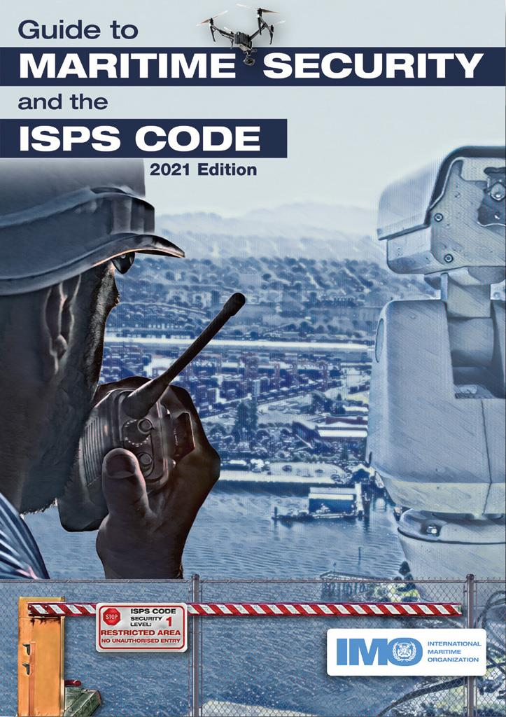 IMO Guide to Maritime Security and the ISPS Code 2021 (IB116E)