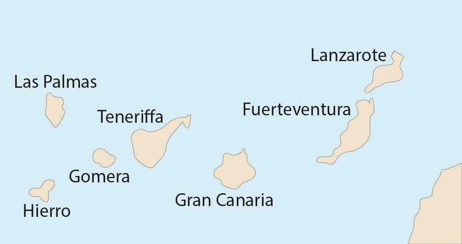 Gezeitentafeln 2022 - Europäische Gewässer