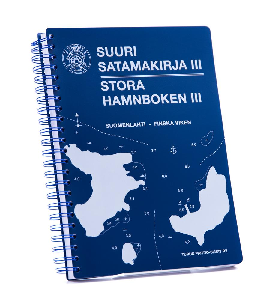 Suuri Satamakirja III The Gulf of Finland