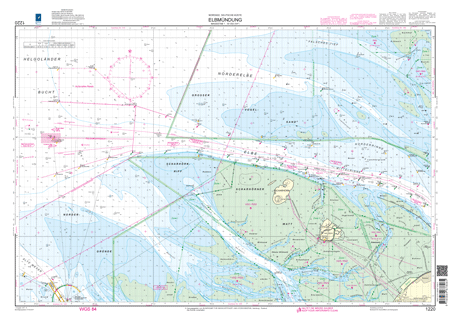 BSH 1220 Elbmündung