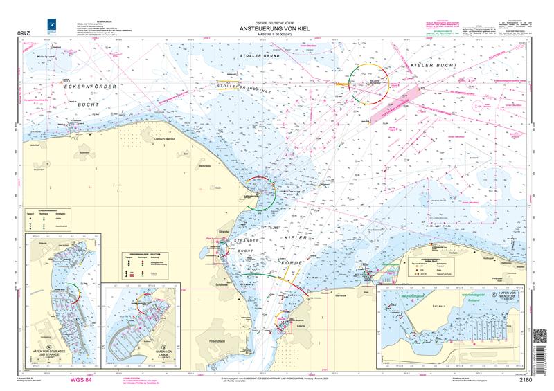 BSH 2180 Ansteuerung von Kiel
