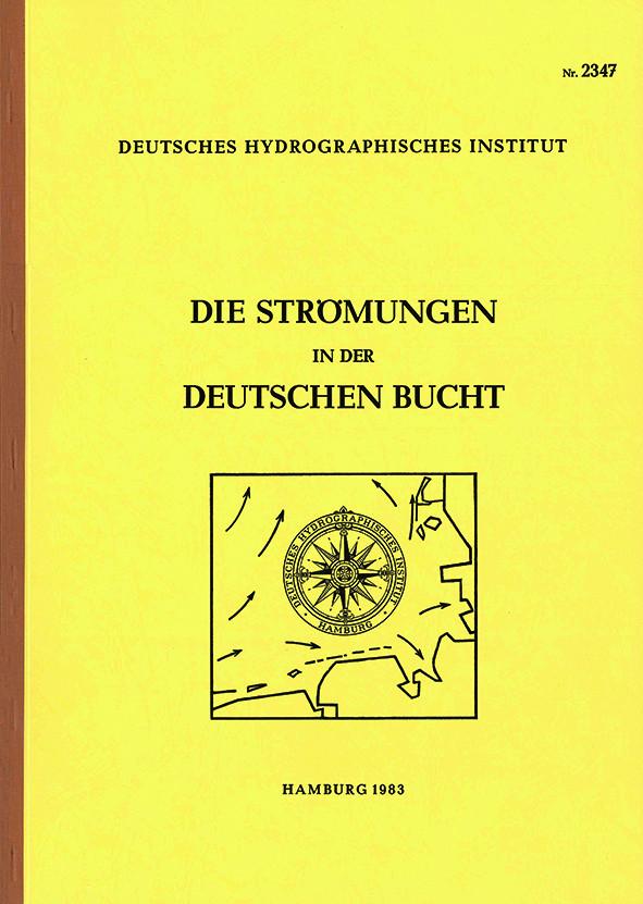 Die Strömungen in der Deutschen Bucht (BSH 2347)