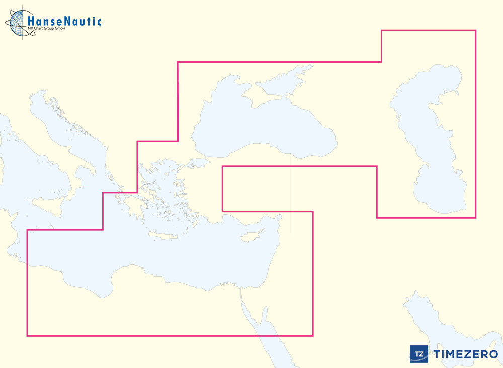 Mapmedia WVJEMM111MAP mm3d C-MAP by Jeppesen
