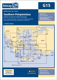 IMRAY CHART G15 Southern Pelopónnisos