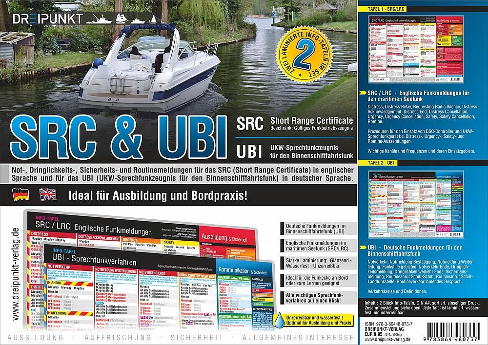 SRC & UBI (Set DIN A4)