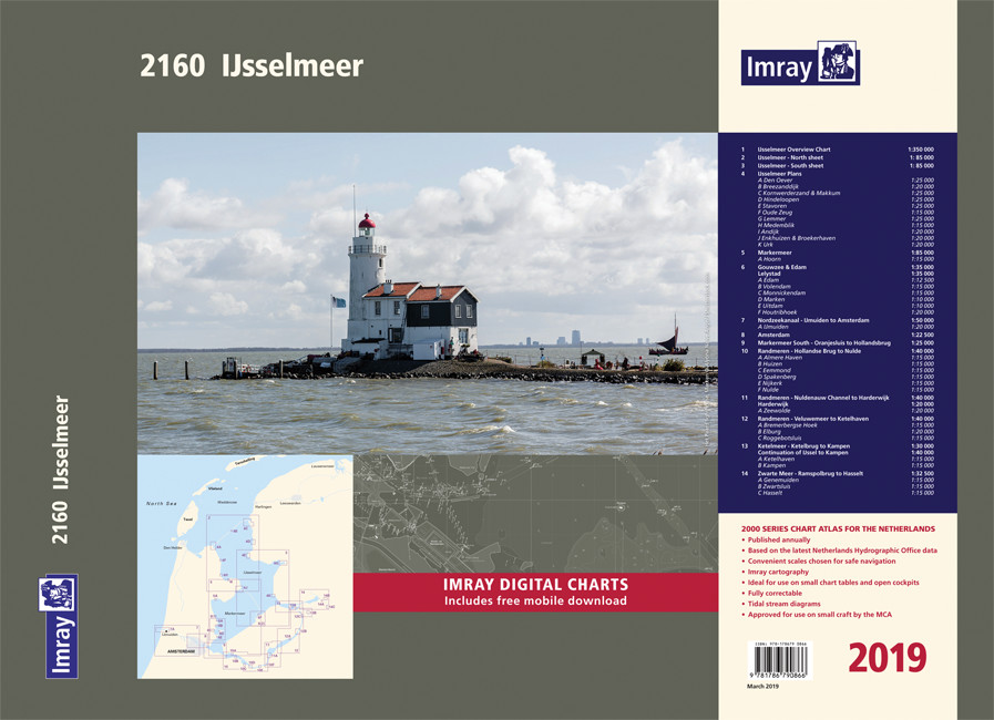 IMRAY Atlas 2160 IJsselmeer