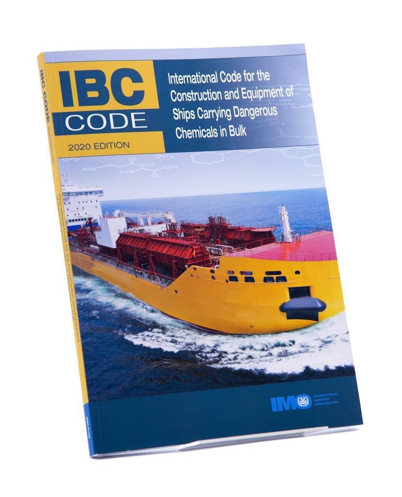 IBC Code (ID100E) 2020