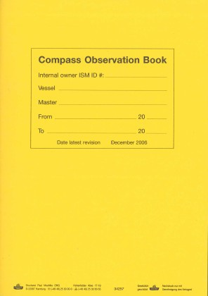 Compass Observation Book