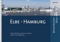 Binnenkarten Atlas 4 - Elbe - Hamburg