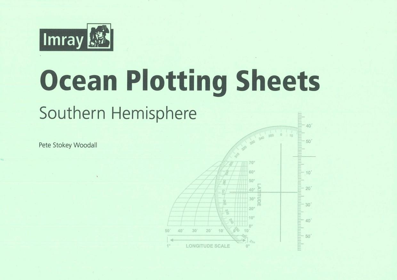 Ocean Plotting Sheets Southern Hemisphere