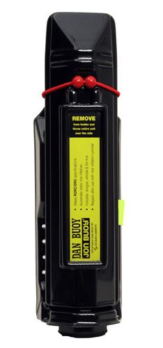 Danbuoy/Markierungsboje Containerfarbe: schwarz
