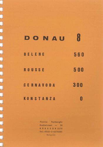 Donau 8 Belene - Konstanza