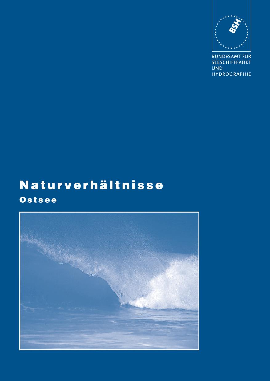 Naturverhältnisse Ostsee (BSH20032)