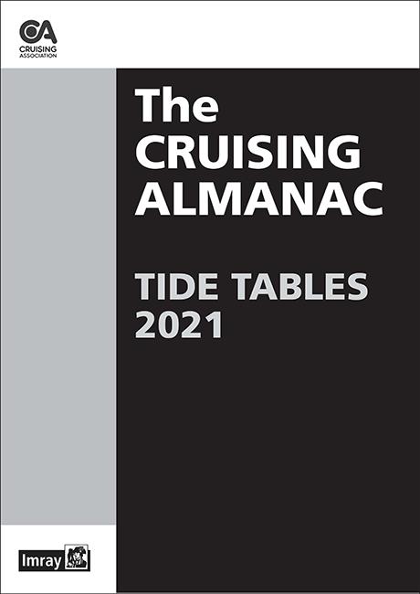 The Cruising Almanac Tide Tables 2021