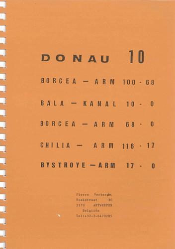Donau 10 Borcea-Arm, Bala-Kanal