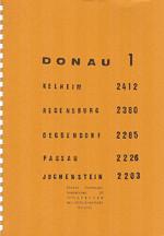 Donau 1 Kelheim - Jochenstein