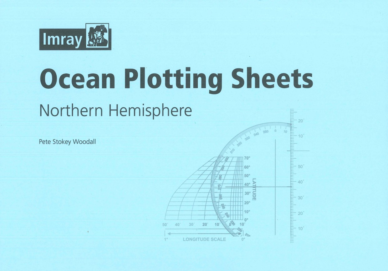 Ocean Plotting Sheets Northern Hemisphere
