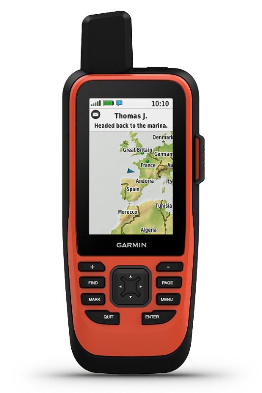 Garmin GPSMAP 86i Handgerät mit Satelliten Kommunikation (InReach)