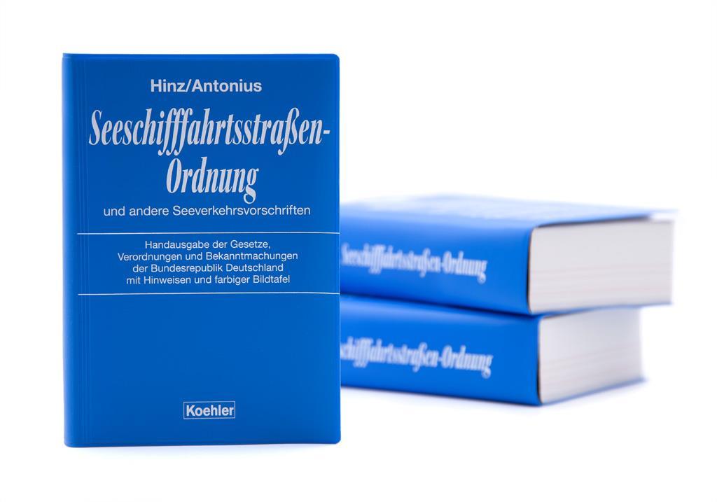 Seeschifffahrtsstraßen-Ordnung (Handausgabe)