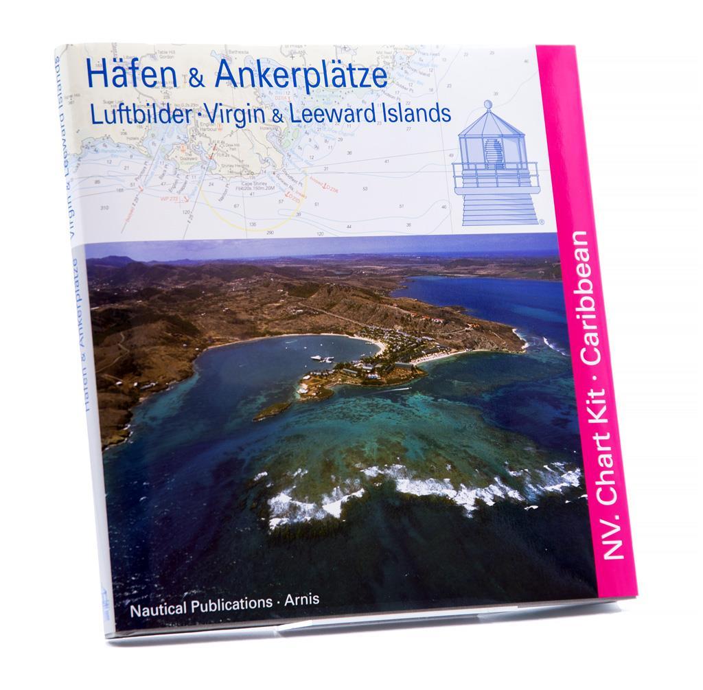 NV Häfen & Ankerplätze Virgin & Leeward Islands