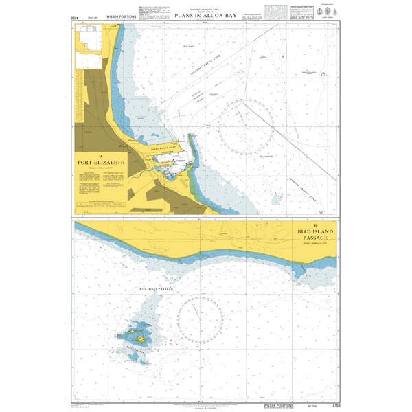 Plans in Algoa Bay. UKHO4158