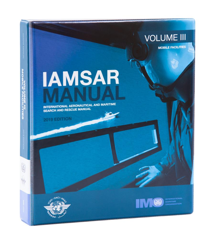 IMO IAMSAR Manual Vol III for mobile Facilities (IJ962E)