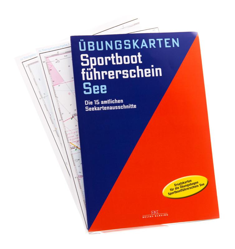 Übungskarten Sportbootführerschein See