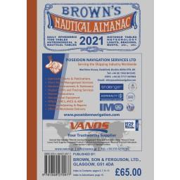 Browns Nautical Almanac