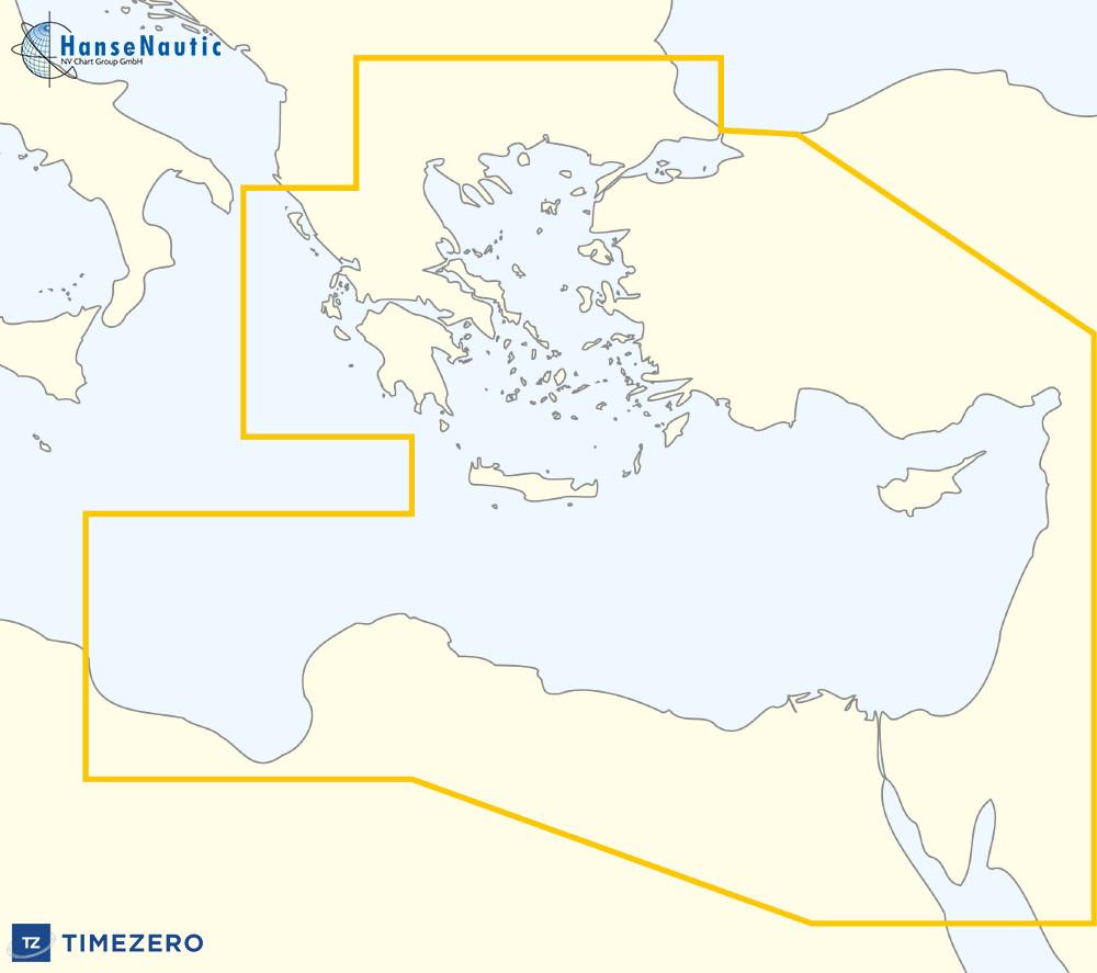 Mapmedia WRMEM34MAP mm3d Rasterkarte