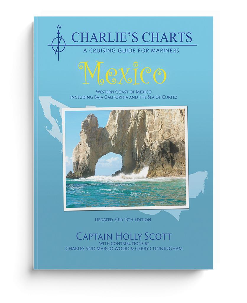 Charlie's Charts Western Coast of Mexico (incl. Baja)