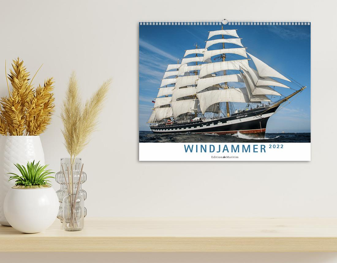 Windjammer 2022 (Kalender)