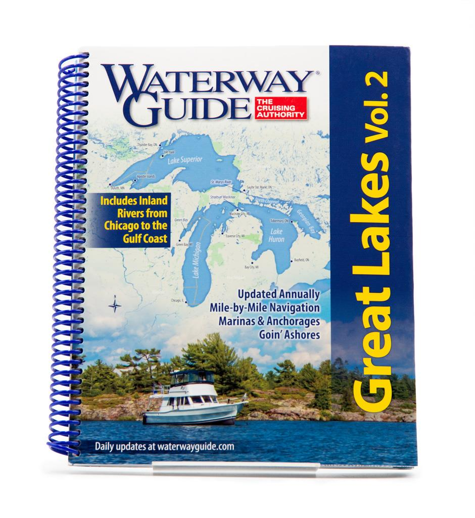 Waterway Guides: Great Lakes Vol. 2