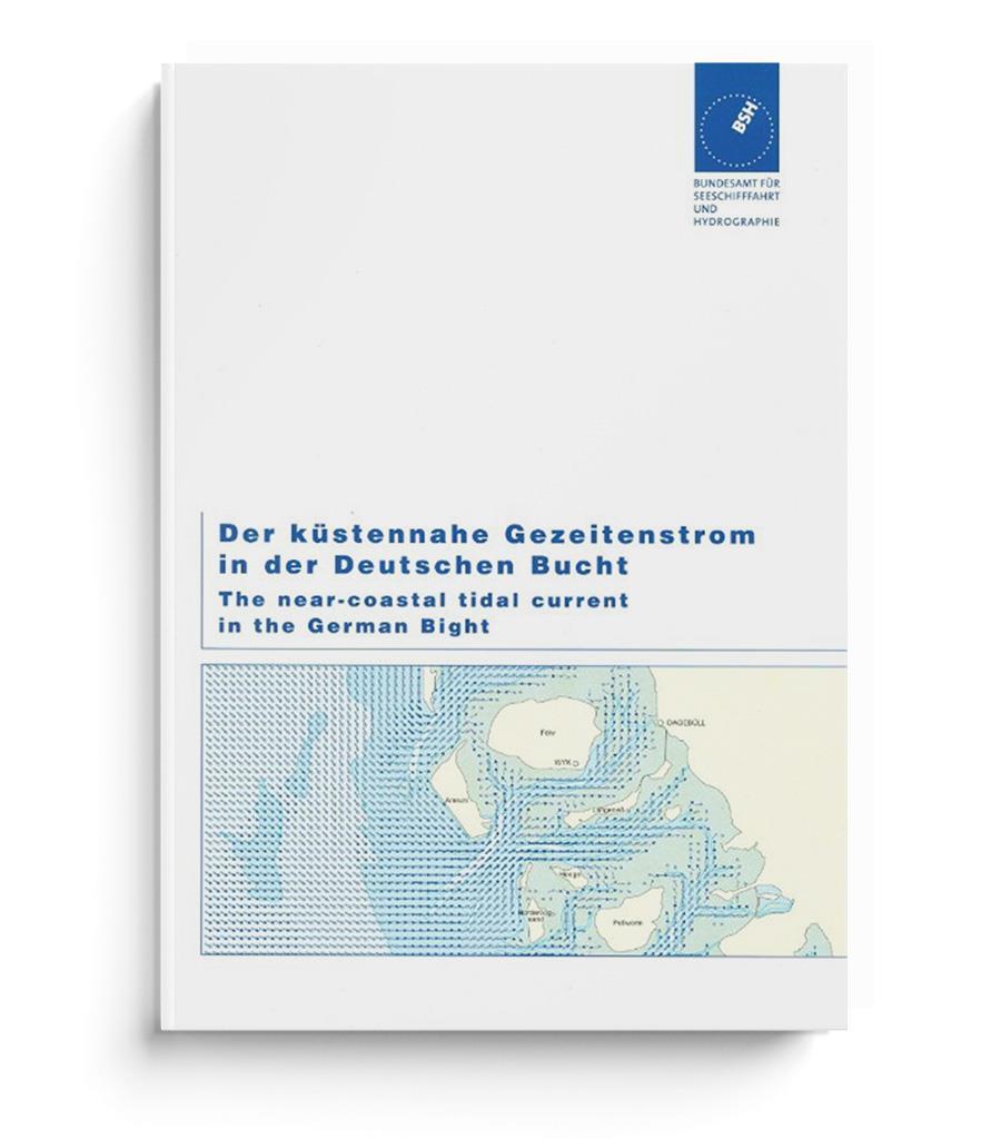 Der küstennahe Gezeitenstrom in der Deutschen Bucht (BSH 2348)