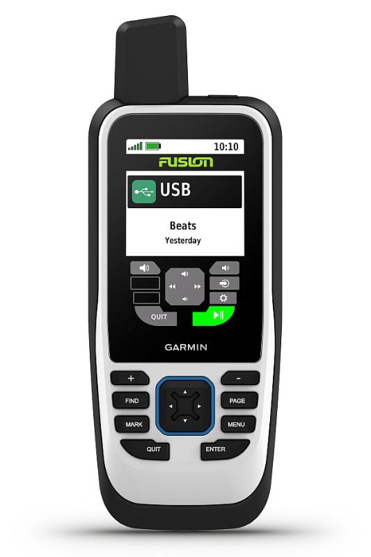 Garmin GPSMAP 86s Handgerät mit Seekartenfunktion
