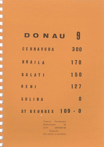 Donau 9 Cernavoda - Sulina