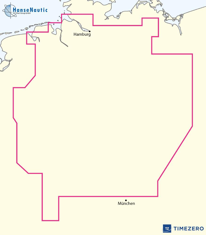 Mapmedia WVJENM080MAP mm3d C-MAP by Jeppesen