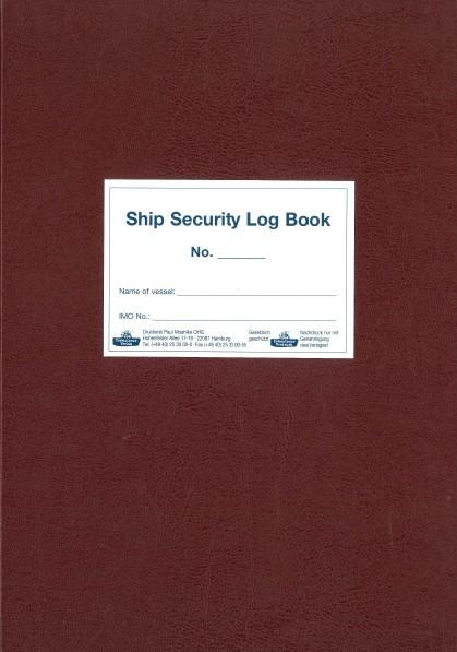 Ship Security Log Book
