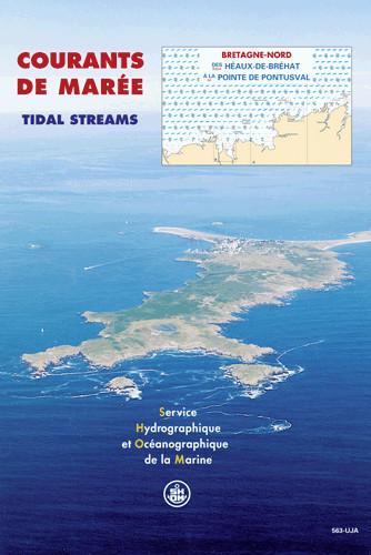 Atlas de Courants - Bretagne Nord