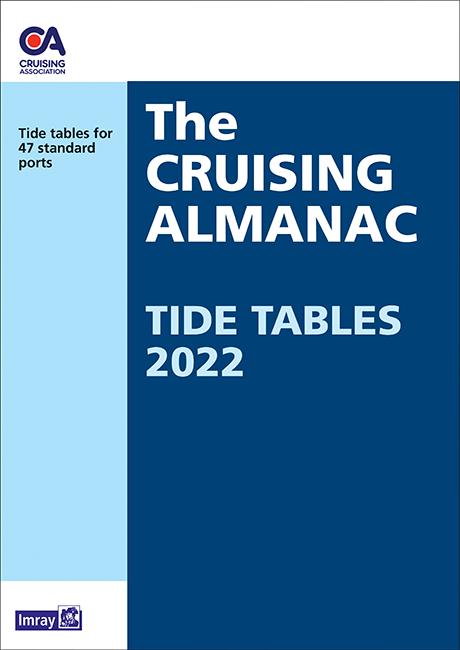 The Cruising Almanac Tide Tables 2022