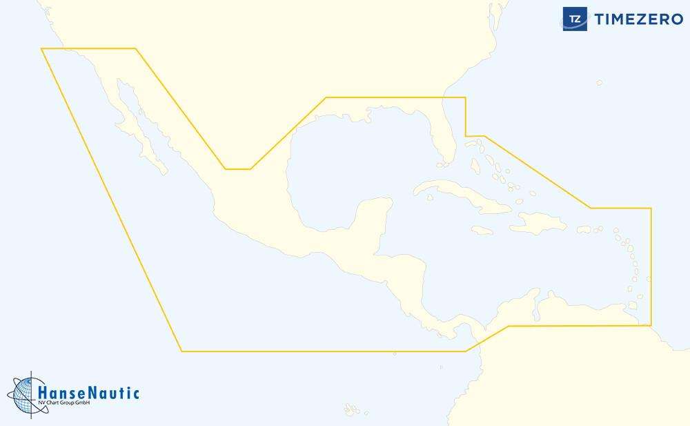 Mapmedia WVJNAM027MAP mm3d C-MAP by Jeppesen
