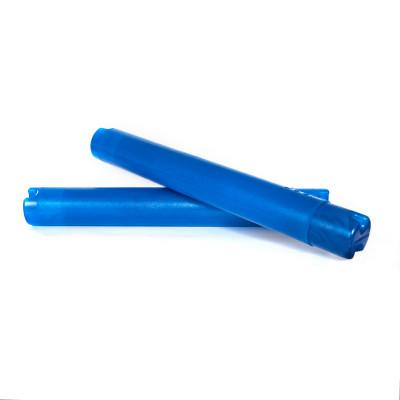 Zeichenrollen-Köcher, blau