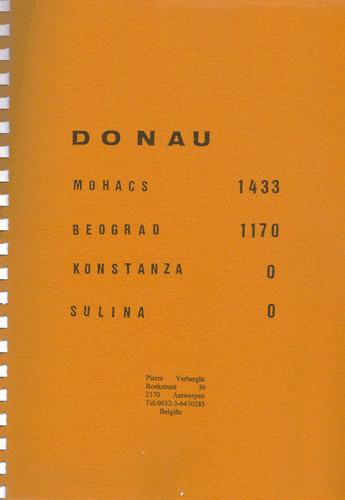 Donau Sammelband 2 Mohacs-Schwarzes Meer