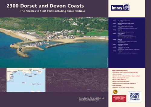 IMRAY CHART 2300 Dorset and Devon Coasts