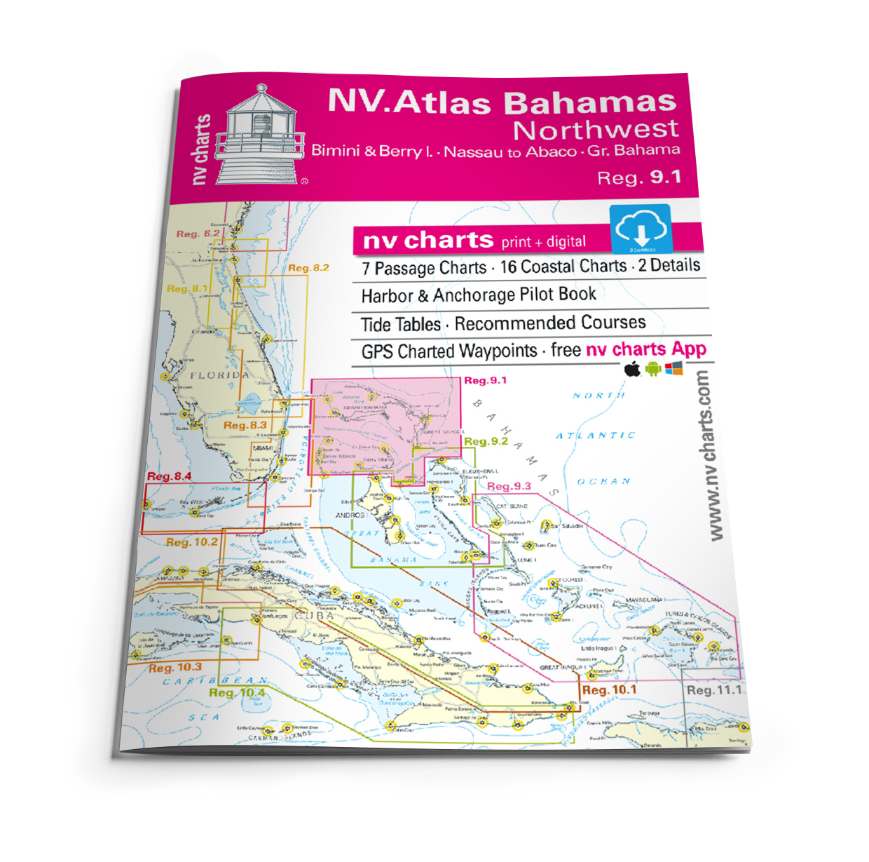 NV Atlas Bahamas 9.1 - North West, Bimini & Berry Islands, Nassau to Abaco, Grand Bahama
